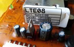 Placas da lavadora Eletrolux LTE 08