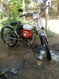 Bicicleta motorizada motor estacionário 1450