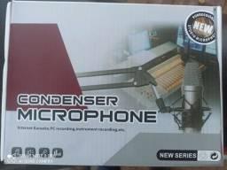 MICROFONE CONDESADOR BM-800