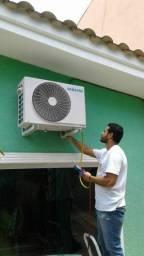 Ar condicionado  - Instalador