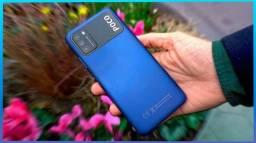 Xiaomi Poco M3 64GB 4GB Ram Versão Global AZUL