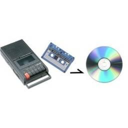 Conversão de Fitas K7 para MP3