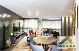 Apartamento com 2 quartos no ED. CORDILHEIRAS - Bairro Centro em Ponta Grossa