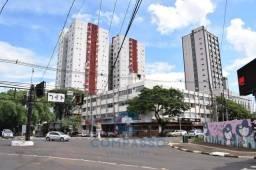 Apartamento para alugar com 1 dormitórios em Centro, Foz do iguacu cod:00084.041