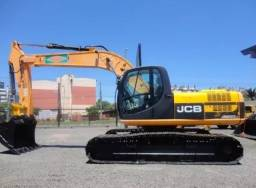 Escavadeira JCB   (  JS200lc  )