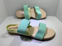 Sandália direto da fábrica