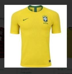 Camiseta da Seleção Brasileira original (OlxPay)
