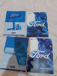 Manual do Novo Ford KA -1.0 a 1.5