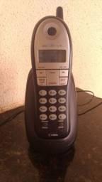 Telefone sem fio com identificador da Motorola