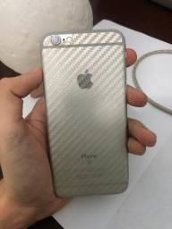 iPhone 6s 64GB com carregador
