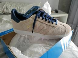 Tênis Adidas Gazelle W Original Novo Tamanho 36