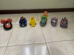 Brinquedos patrulha canina