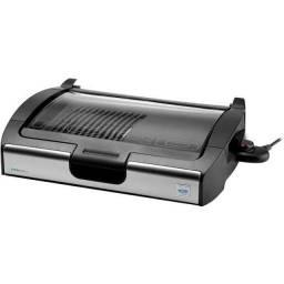 Steak grill  Ford  2 em 1 chapa e grill inox preta