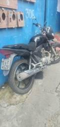 Moto CG TITAN EX