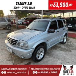 Título do anúncio: Chevrolet Traker 2.0 2008 completo !!