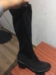 Troco bota over marca schutz tamanho 36