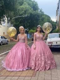 Coleção 2021 de vestido de debutante - 15 anos