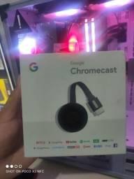 Chromecast 3 (faço entrega)