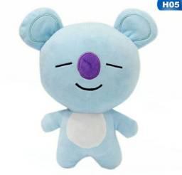 Kpop Bts Bangtan Bt21 Travesseiro Almofada Boneca De Brinquedo De Pelúcia