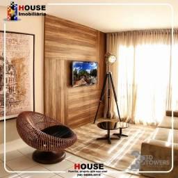dimensão// apartamento no 3D, com 3 quartos//_