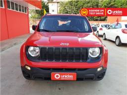 Renegade Sport 1.8 manual modelo 2019