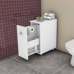 Título do anúncio: Balcão Branco Para Banheiro