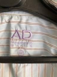 Camisa social da AD