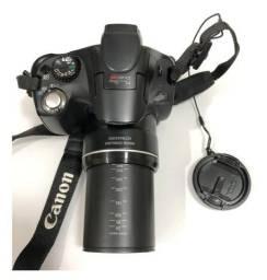 Canon PowerShot SX40HS EM PERFEITO ESTADO!!
