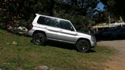 Pajero tr4.2006, 4×4, Manual. Valor R$26.900,00 - 2006