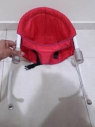 Cadeira infantil refeição
