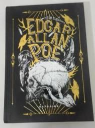 Medo clássico Edgar Allan Poe capa dura