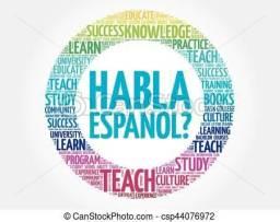 Aulas de Espanhol - Spanish Class