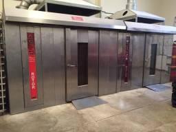 Vendo forno giratório Supremax RS 250 (gás)