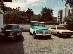 Golf msi 2016 - Rural 1972 4x2 - Gol ls ap álcool 1986
