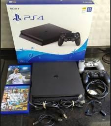 PlayStation 4 1tb Com COD MW