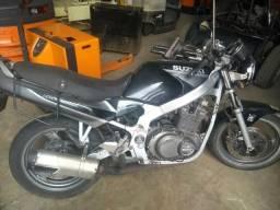 Moto gs 500 Suzuki 98