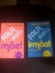 2 livros Fala Sério