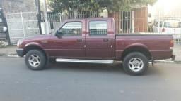 Ranger 2001 diesel cab dupla 4x2 - 2001