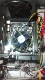 Kit LGA 1155 h61m-p31 g3