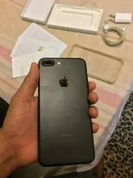 IPhone 7 Plus 32GB ( TROCA SOMENTE EM IPHONE )