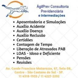 Consultoria Previdenciária e intermediações