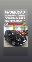 Muito FÁCIL! R$1MIL DE ENTRADA(VW/CROSSFOX 1.6 2014)NA SHOWROOM AUTOMÓVEIS - 2014