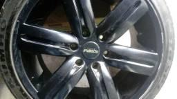 Rodas aro 20 pick ups c ou s pneus