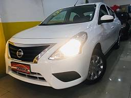 Nissan Versa 1.6S flex 4p manual - 2019