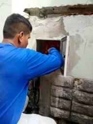 Eletricista serviços
