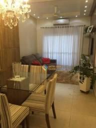 Apartamento com 2 dormitórios à venda, 76 m² por r$ 315.000 - jardim botânico - ribeirão p