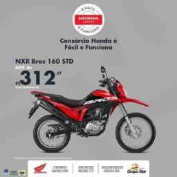 Motos Honda NXR 160 Bros - 2019