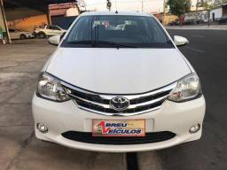 TOYOTA ETIOS 2015/2015 1.5 PLATINUM SEDAN 16V FLEX 4P MANUAL - 2015