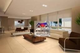 Apartamento com 4 dormitórios à venda, 116 m² - Santa Fé - Campo Grande/MS