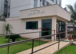 Apartamento com 2 dormitórios à venda, 54 m² por R$ 170.000,00 - Jardim Novo Mundo - Goiân